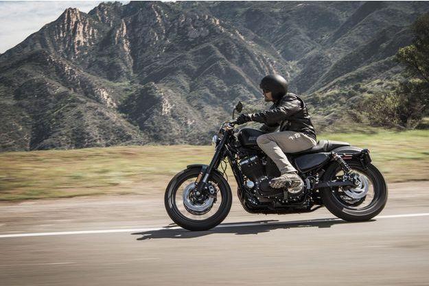 La nouvelle Harley-Davidson 1200 Roadster.
