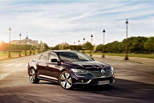 La Renault Talisman élue voiture de l'année