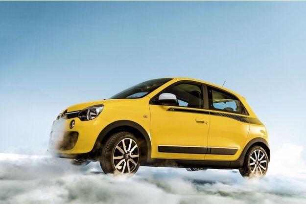 La nouvelle Twingo de Renault.