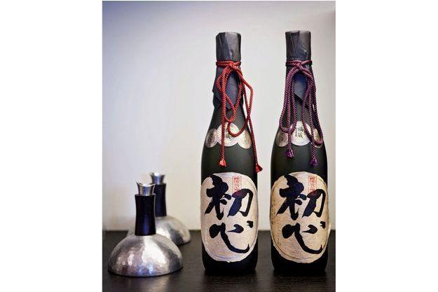 Chaque saké possède son identité