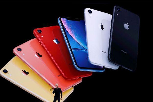 """Apple dévoile son nouvelle iPhone 11... à un """"prix cassé"""""""
