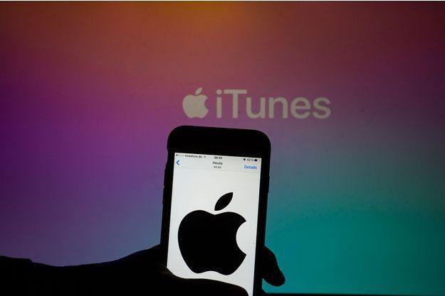 Le logo d'iTunes.