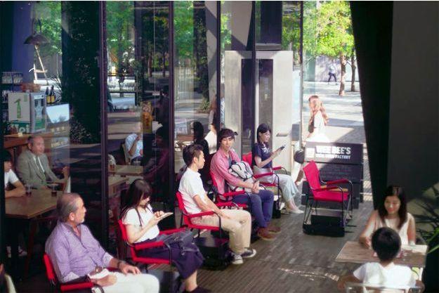 Les chaises autonomes dotées de la technologie Nissan