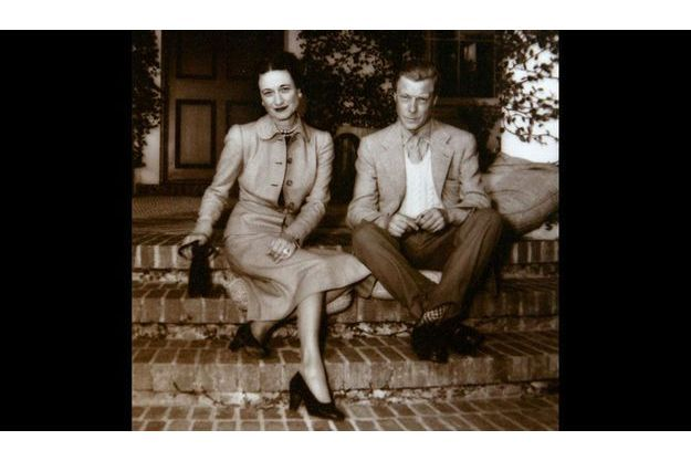 Wallis Simpson et Edouard en 1938