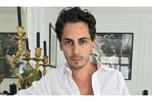 Kilian Hennesy a élevé le parfum au rang d'œuvre d'art.