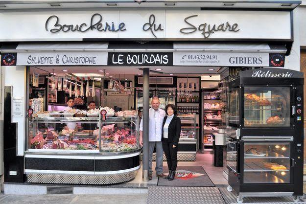 La Boucherie du square