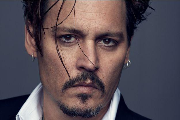 Johnny Depp, nouvel ambassadeur Dior Parfums