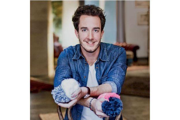 Bastien Valensi, cofondateur de Cabaïa.