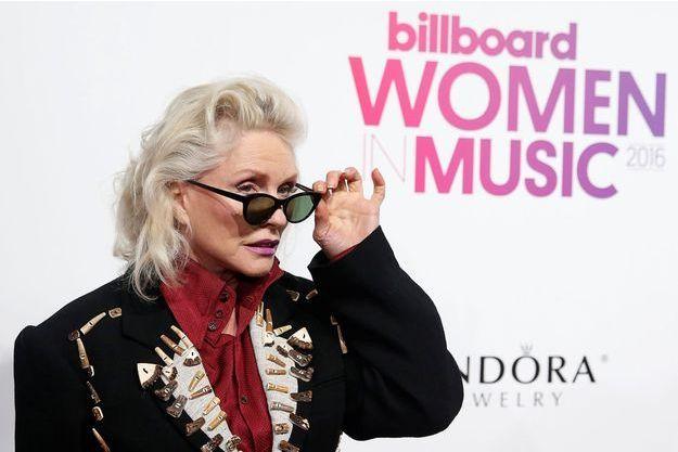 Debbie Harry : la chanteuse de Blondie