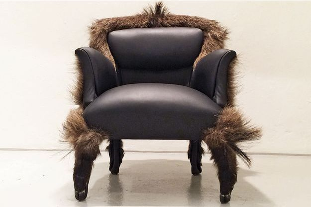 Julia Gamborg Nielsen Chaise