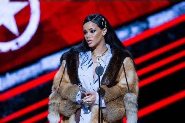 """Rihanna aux """"Black Girls Rock!"""" le 1er avril"""