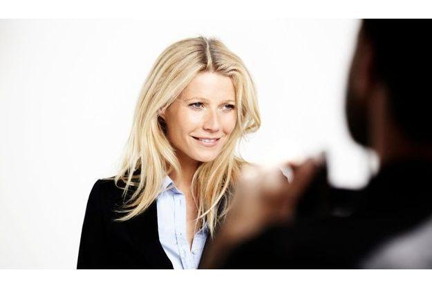 Gwyneth Patrow, naturelle et élégante pour Lindex
