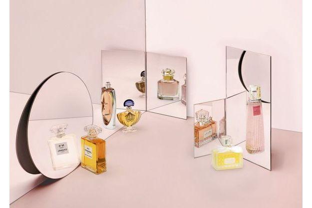 Parfums : sillages en héritage