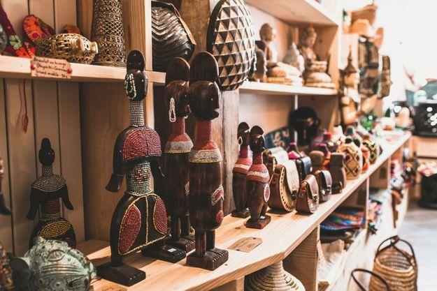 Mukasa, bazar ethnique-chic