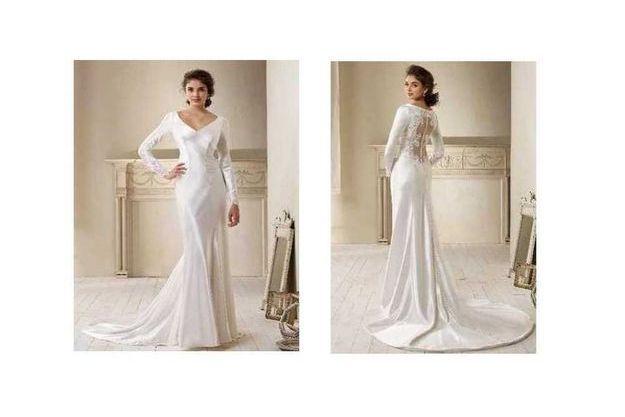 La robe de Bella, revisistée par Alfred Angelo.
