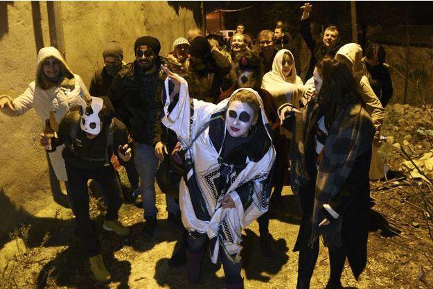 Halloween en Turquie