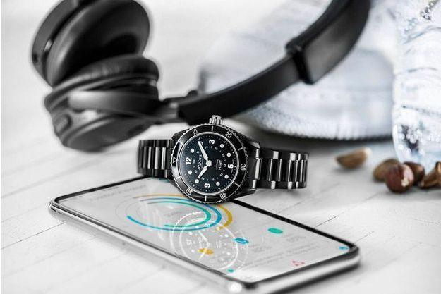 La collection Comtesse Horological Smartwatch s'enrichit aujourd'hui de deux nouveaux modèles.