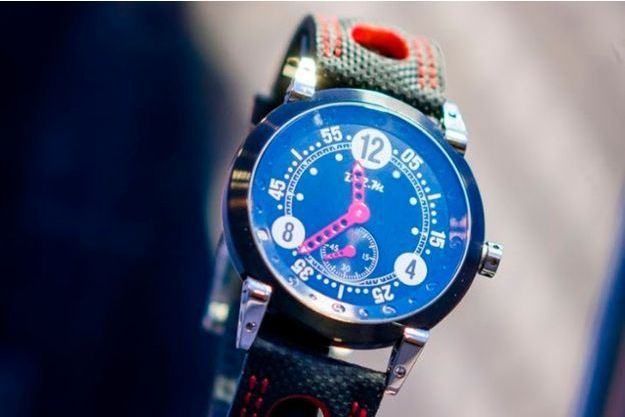B.R.M Chronographes présente la Flat-42 : sa première montre extra-plate