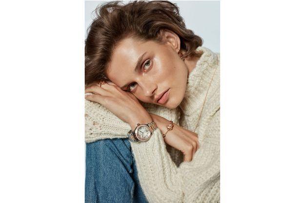 NET-A-PORTER propose désormais à la vente une sélection de créations intemporelles de la collection iconique de Chopard : Happy Diamonds