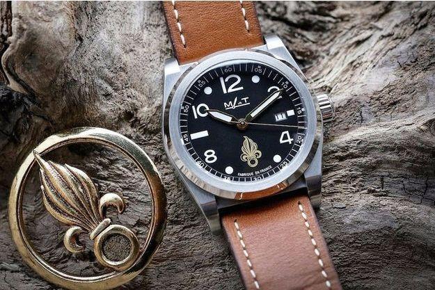 MATwatches dans le respect des codes intemporels de la montre militaire.