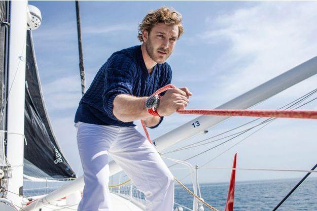 Pour Pierre Casiraghi, le nautisme est une seconde nature