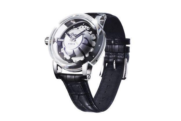 Hyperdome, la dernière née des montres signées S.T.Dupont