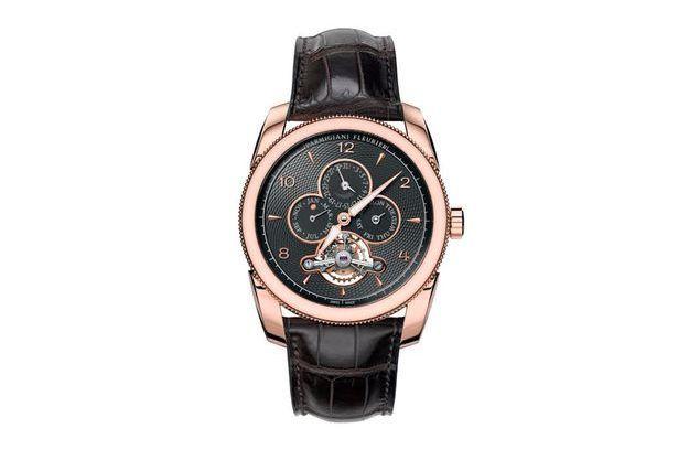 Tecnica Ombre Noire : une montre parée de mystère