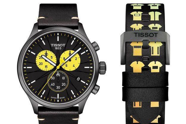 Tissot présente deux éditions spéciales Tour de France 2019