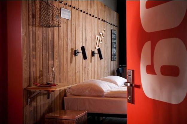 Design, branché et bon marché : Generator Hostel, auberge de jeunesse nouvelle génération.