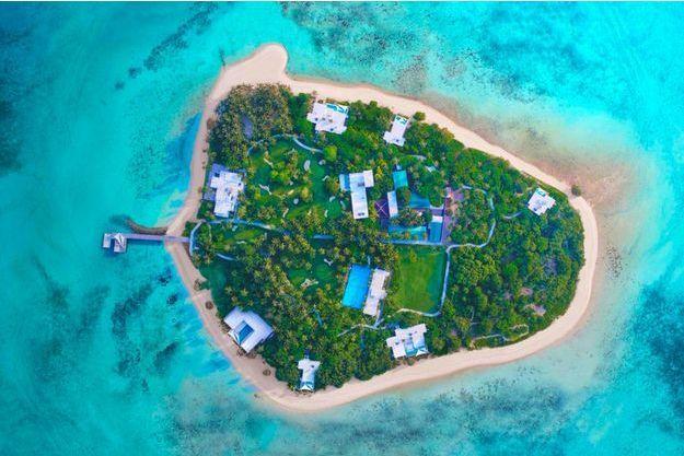 L'île privée de Banwa