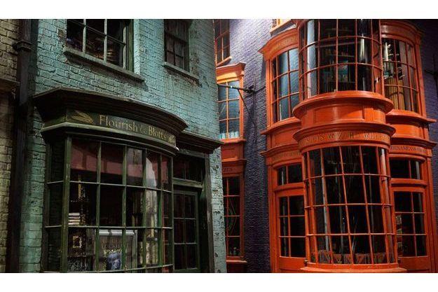 Les studios de tournage de Harry Potter.