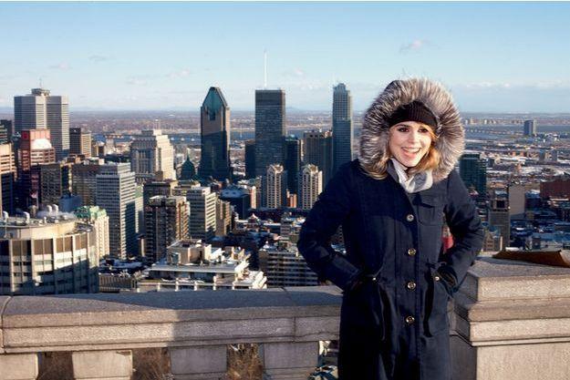Béatrice Martin, alias Cœur de pirate, à Montréal