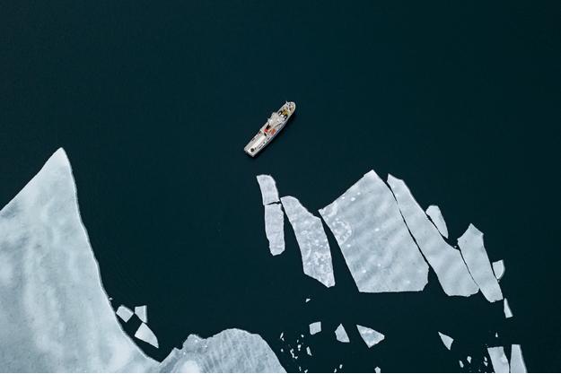 """""""Polarfront"""" : nouveau maître du Spitzberg"""