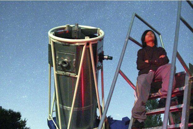 Initiation à l'astronomie, à la Ferme des étoiles, dans le Gers. Un site parrainé par Hubert Reeves.