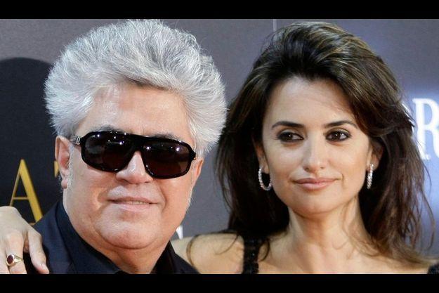 Pedro Almodovar et Penélope Cruz devraient de nouveau monter les marches.