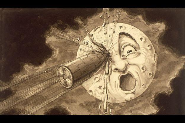 """""""Le Voyage dans la lune"""" pourrait être projeté lors de la cérémonie d'ouverture."""