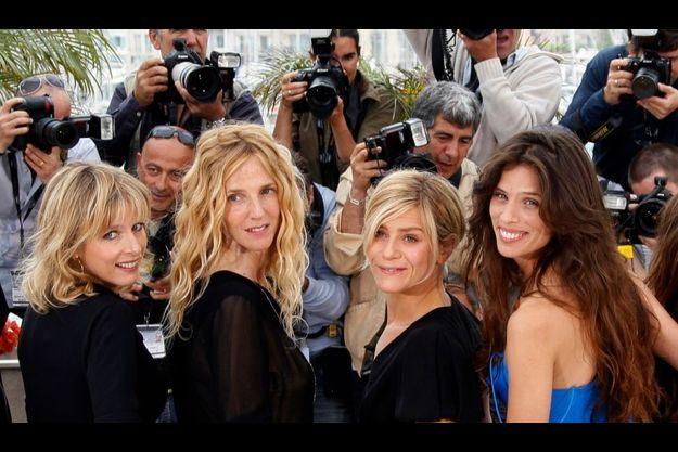 """Le casting féminin de """"Polisse"""""""