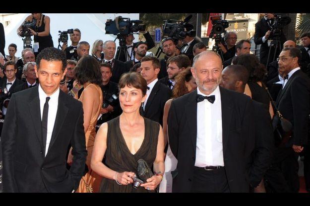 Edouard Waintrop, à droite, avait fait partie du jury de la Caméra d'or en 2009.