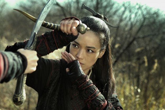"Shu Qi dans ""The Assassin""."