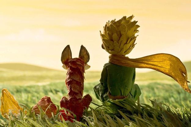 """""""Le Petit Prince"""" de Mark Osborne"""