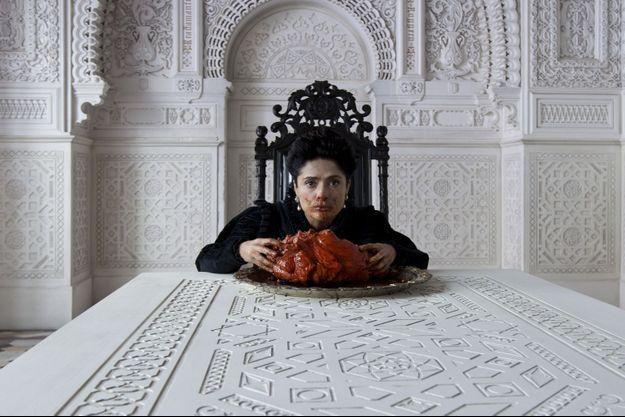 """Salma Hayek dans """"The Tale of the Tales"""" de Matteo Garrone."""