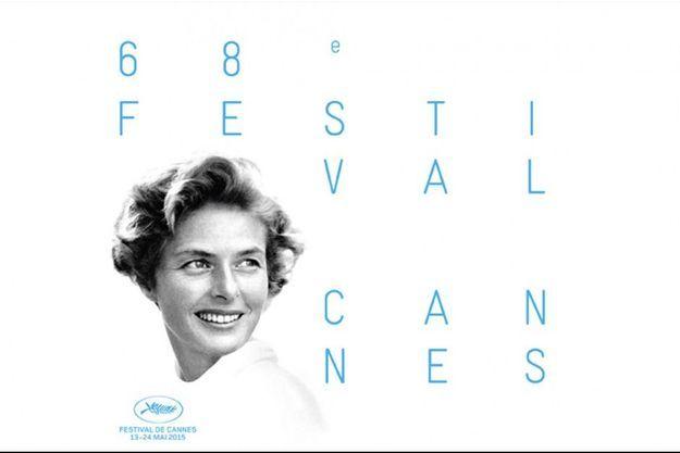 L'affiche du 68e Festival de Cannes