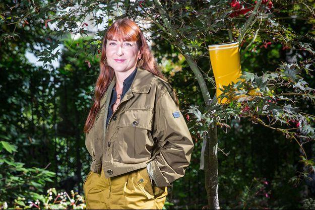 Sandrine Conseiller, 48 ans, à la tête d'Aigle depuis 2019.