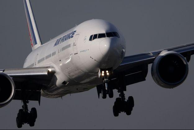 L'heure est au choix du nouveau patron d'Air France. (Image d'illustration)