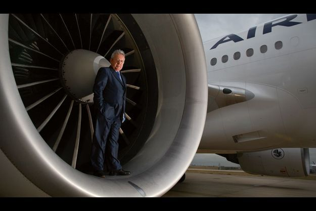 Ce polytechnicien entré chez Air France en 1993, verra son mandat de P-DG arriver à échéance cette année.