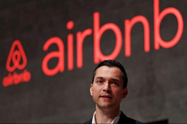 Nathan Blecharczyk, cofondateur de Airbnb