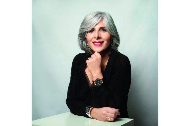 Nathalie Roos, directrice générale chez L'Oréal.