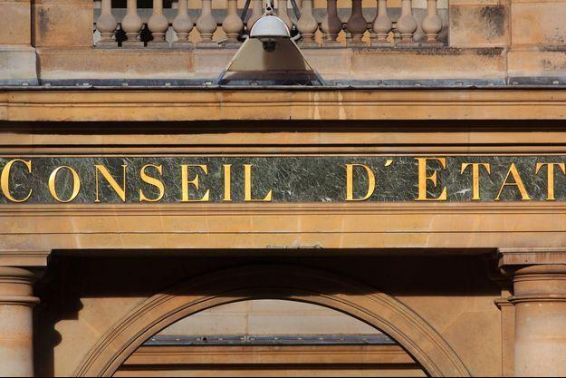 Le Conseil d'Etat (Photo d'illustration).
