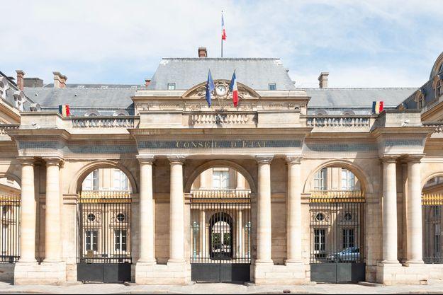 Le Conseil d'Etat à Paris. (photo d'illustration)