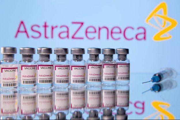 Vaccin AstraZeneca (image d'illustration).
